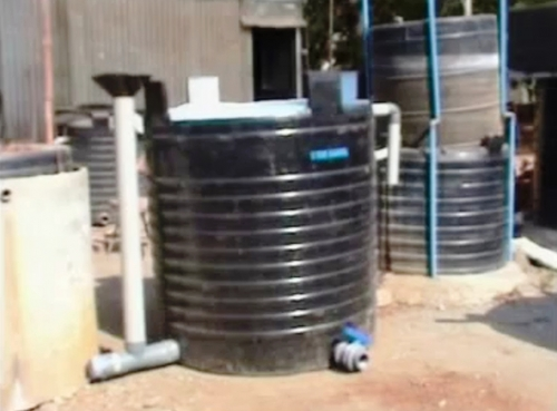 Biogas or Gobar Gas Plant and how to make DIY Digester by water Tank